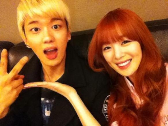Youngjae & Sunhwa